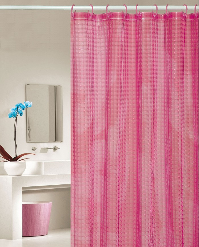 Quitar Moho Cortinas De Baño:Display Model Home Shower Curtain